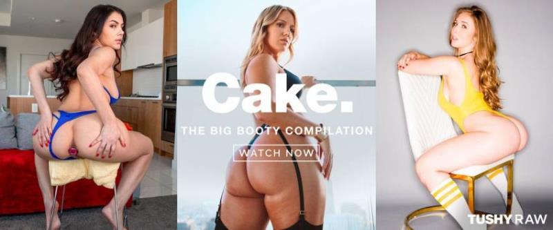 Candice Dare, Valentina Nappi, Lena Paul, Angela White, Bella Roland, Dana Dearmond - CAKE - The Big Booty Compilation [2K UHD/2160p/4.67 Gb] TushyRaw.com