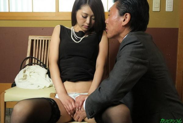 Married Young Beauty And Eldery Priest - Miki Aimoto [Caribbeancom] (FullHD 1080p)