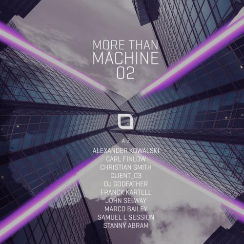 More Than Machine 02 (2021)