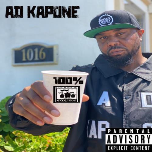 Ad Kapone — 100% (2021)