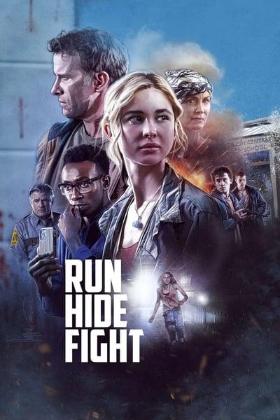 Run Hide Fight 2021 1080p BluRay 1400MB DD5 1 x264-GalaxyRG