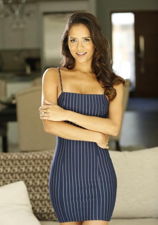 Abby's Husband Has Good Taste - Abby Lee Brazil [HotWifexxx/NewSensations] (FullHD 1080p)