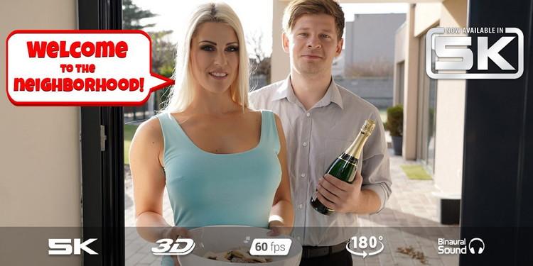 Blanche Bradburry - Friendly Neighborhood [UltraHD 2K/1440p/1.44 GB] RealJamVR