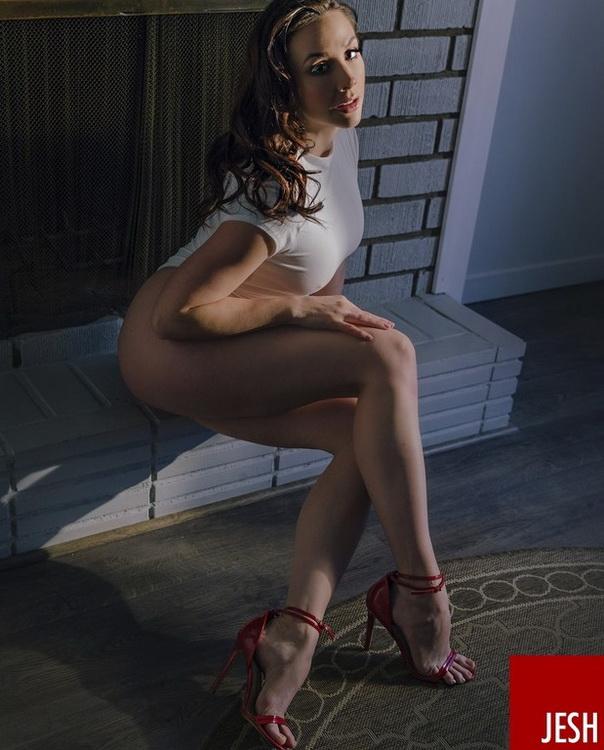 Chanel Preston - Press Play (FullHD 1080p) - JeshByJesh - [2021]