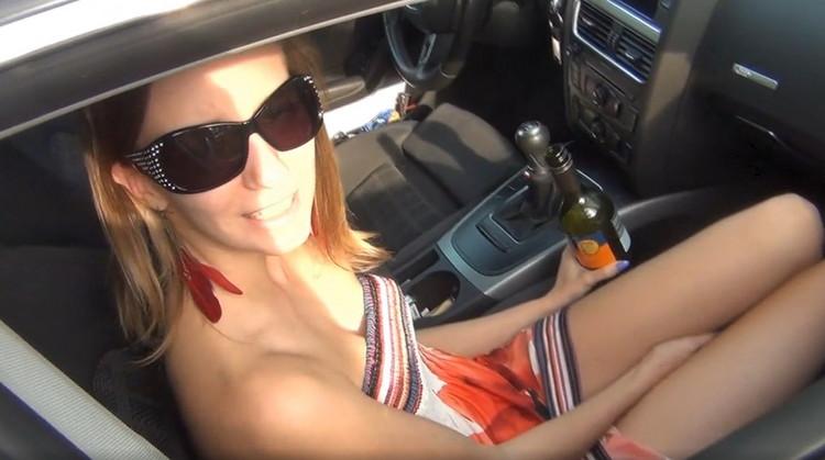 sexyRia ~ RACHE Public neben der Strasse gefickt ~ MyDirtyHobby ~ HD 720p