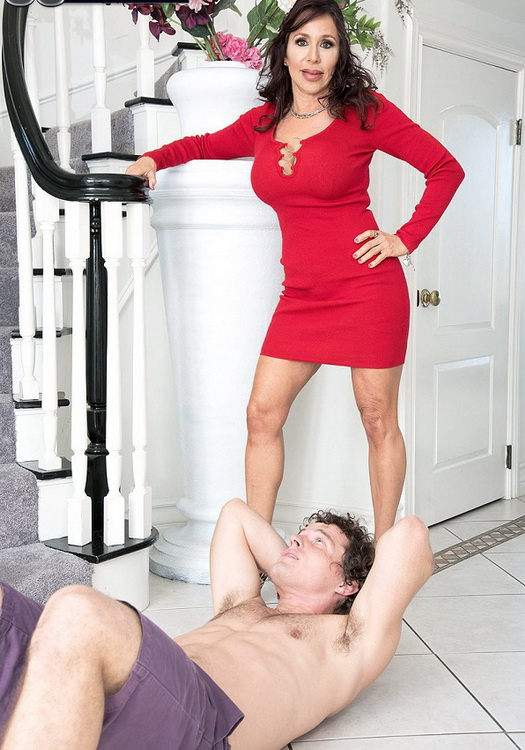 ScoreHD (PornMegaLoad)/60PlusMilfs: Lisa Marie Heart - Lisa Marie proves there`s a first time for everything (FullHD) - 2021