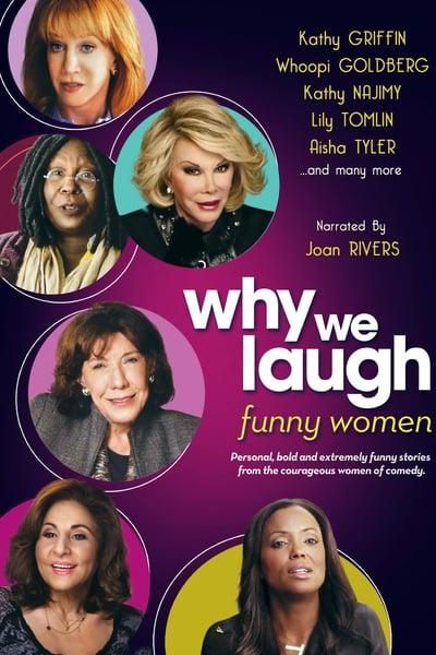 Why We Laugh Funny Women 2013 1080p WEBRip x265-RARBG