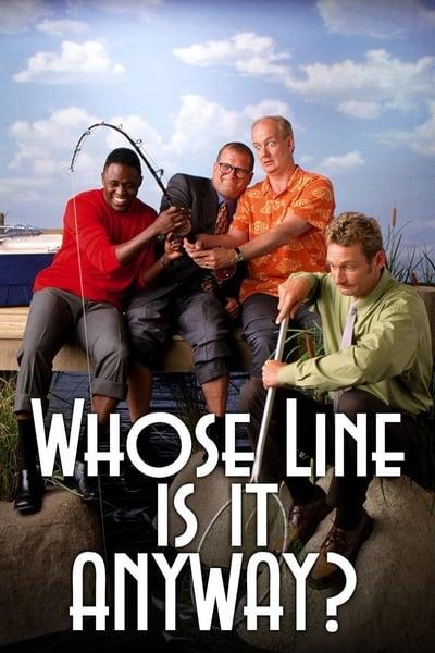 Whose Line is it Anyway US S14E11 1080p HEVC x265-MeGusta