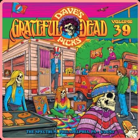 Grateful Dead - Dave's Picks Vol  39  The Spectrum, Philadelphia (2021) FLAC