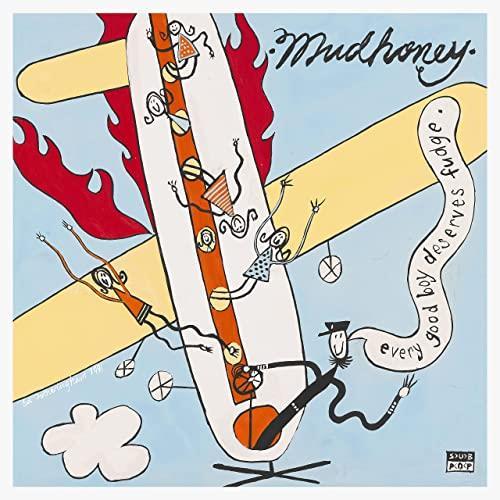 Mudhoney - Every Good Boy Deserves Fudge (2021)