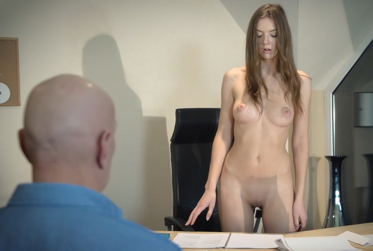 Rebecca Ruby - Blackmailing A Young Babe [Oldje/ClassMedia] FullHD 1080p