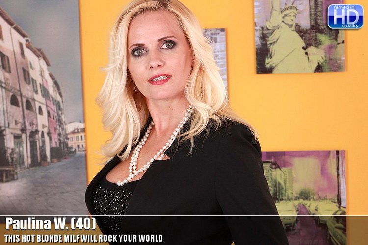 Paulina W. - mat-solo-jan89 (Mature.nl) HD 720p