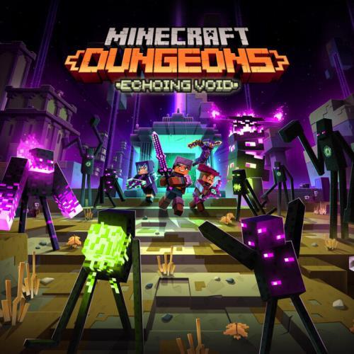 Peter Hont - Minecraft Dungeons Echoing Void (2021)