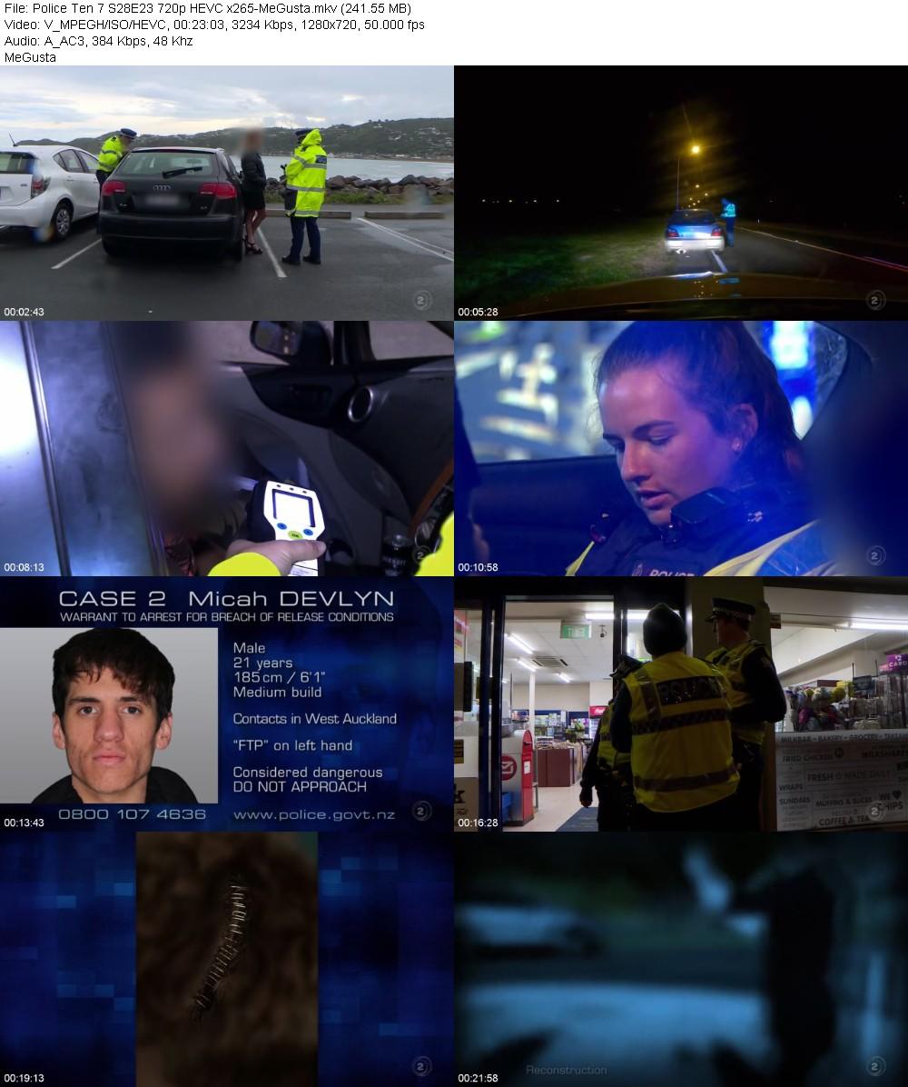 Police Ten 7 S28E23 720p HEVC x265-MeGusta