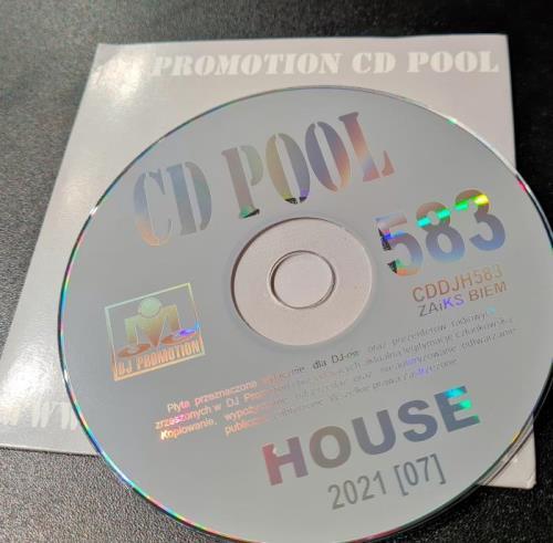 DJ Promotion CD Pool House Mixes 583 (2021)