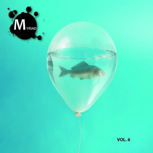 Myriad Black Records — 6 Years (2021)