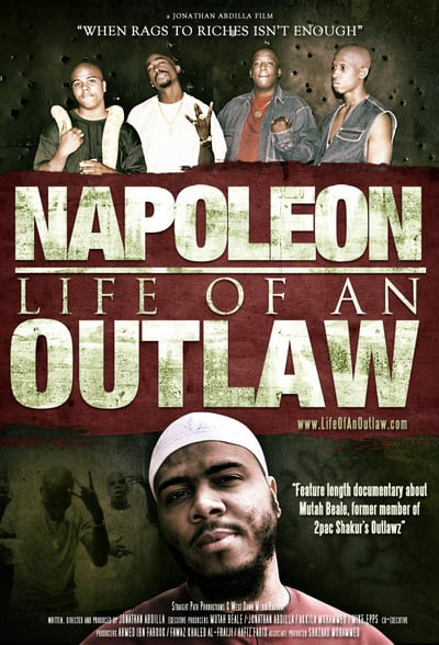 Napoleon Life of an Outlaw 2019 1080p WebRip H264 AC3 Will1869