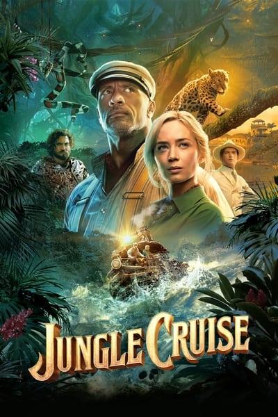 Jungle Cruise (2021) [2160p] [4K] [WEB] [HDR] [5 1] [YIFY]
