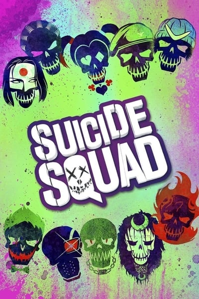 Suicide Squad 2016 Extended BluRay 1080p DTS AC3 x264-3Li
