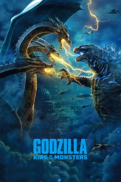 Godzilla King of the Monsters 2019 BluRay 1080p DTS AC3 x264-3Li
