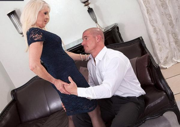 ScoreHD (PornMegaLoad)/60PlusMilfs: Lady S - Lady S. fucks the sadness out of Max (FullHD) - 2021