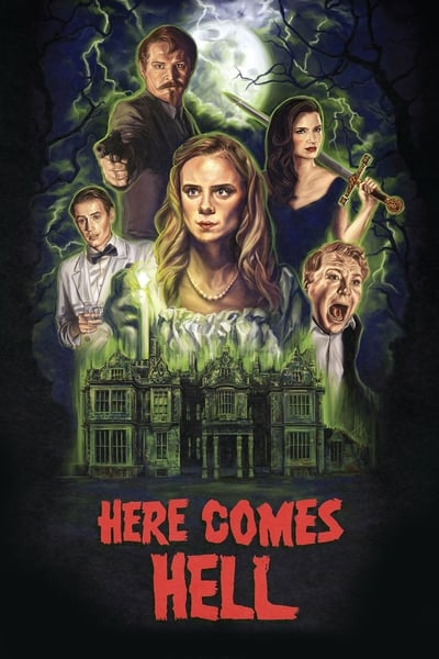 Here Comes Hell 2019 720p BluRay x264-WATCHABLE
