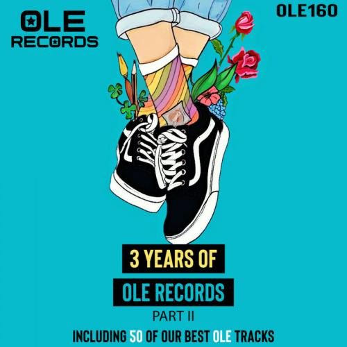 3 Years Of Ole Records Part II (2021) FLAC