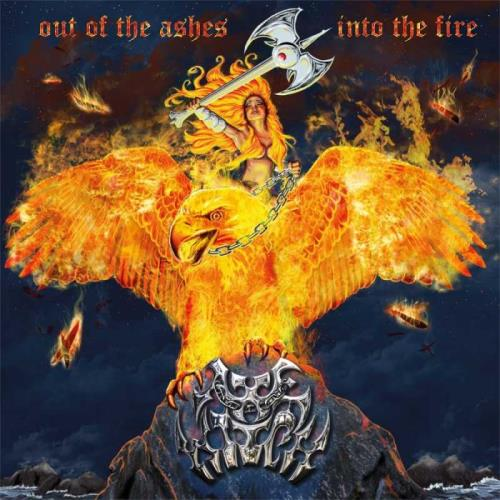 Axewitch - Out Of The Ashes Into The Fire (2021) FLAC