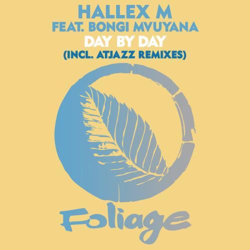 Hallex M feat. Bongi Mvuyana - Day By Day (Atjazz Remixes) (2021)