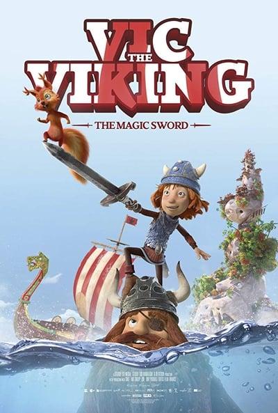 Vic the Viking and the Magic Sword 2019 1080p AMZN WEBRip DDP5 1 x264-NOGRP