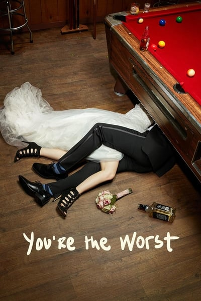 Youre the Worst S01E01 1080p HEVC x265-MeGusta