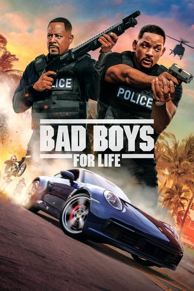 Bad Boys for Life 2020 BluRay 1080p DTS AC3 x264-3Li