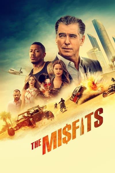 The Misfits 2021 720p BRRip AAC2 0 X 264-EVO