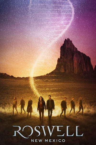 Roswell New Mexico S03E02 1080p HEVC x265-MeGusta