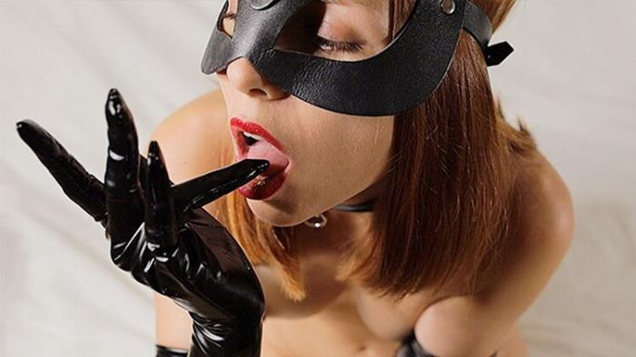My Little Swallow - My DELICIOUS WHITE CUM on her BLACK GLOVES. Dirty CUMPLAY by my (2021 OnlyFans.com) [FullHD   1080p  637.47 Mb]