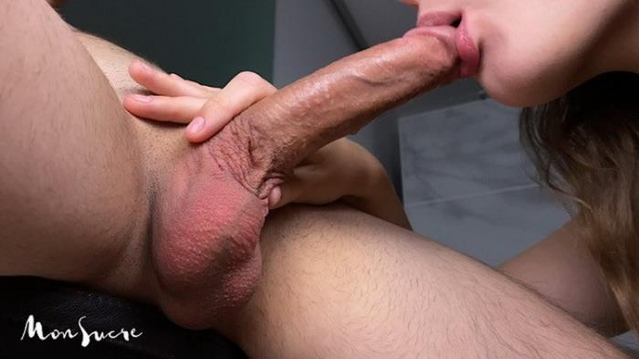 OnlyFans.com: She Sucked my Soul Out - Best Close-up Pulsating Oral Creampie in the World Starring: MonSucre