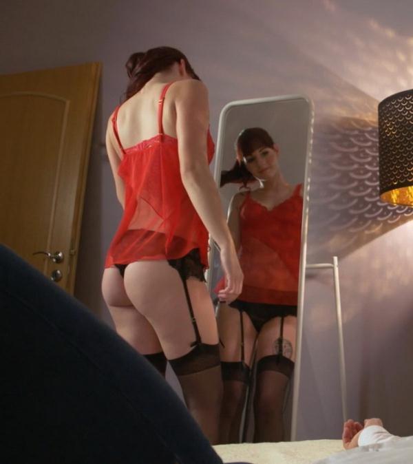 Elena Vega aka Amanda Hill - Passionate Anal Sex In Stockings [HD 720p] 2021