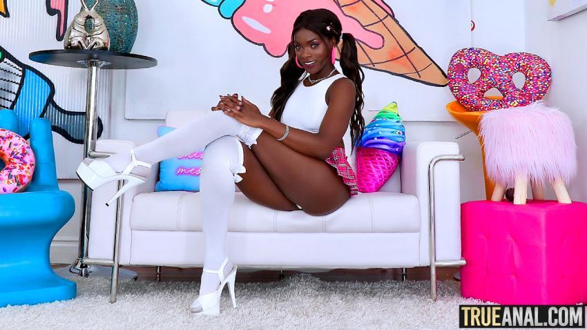 StickyDollars.com / TrueAnal.com - Ana Foxxx - Ana's Ass is Back For More [FullHD 1080p] - August 2, 2021