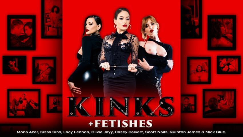 DigitalPlayground.com - Mona Azar - Kinks, Fetishes [FullHD 1080p] - August 2, 2021
