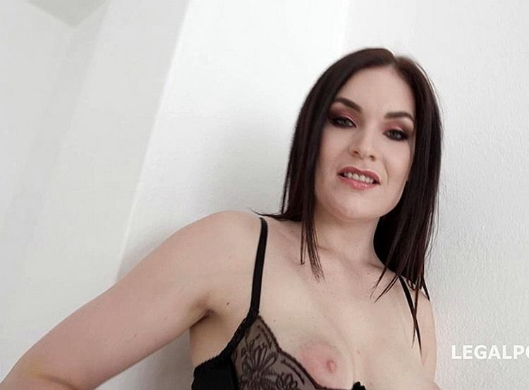 LegalPorno - Hannah Vivienne - DAP Destination with Hanna Vivienne Balls Deep Anal First DAP Gapes Swallow GIO681 [HD 720p]
