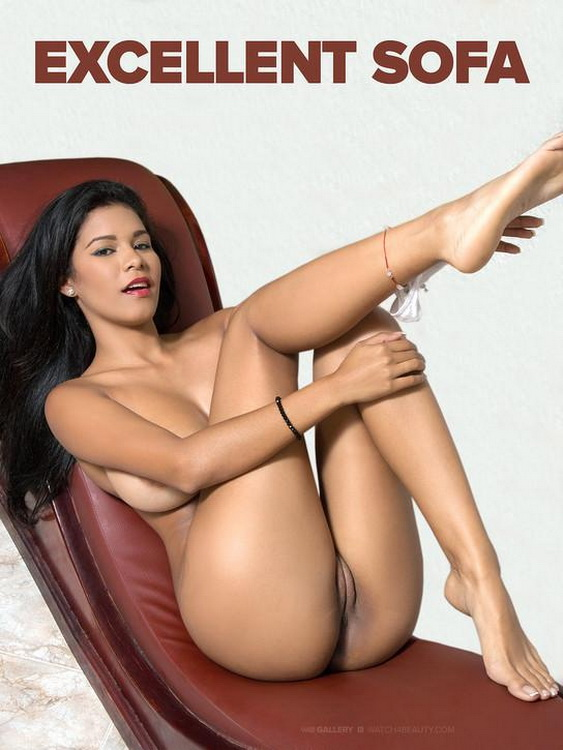 Watch4Beauty - Kendra Roll - Excellent Sofa For Special Occasion, I Love To Wear Lingerie [FullHD 1080p]