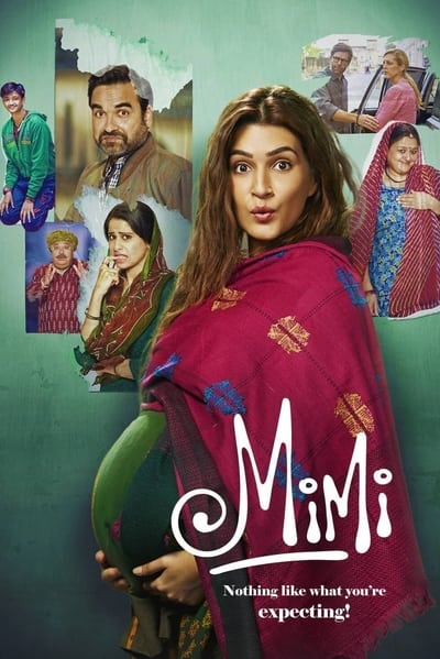 Mimi 2021 Hindi 720p WEB-DL x265 HEVC-HDETG