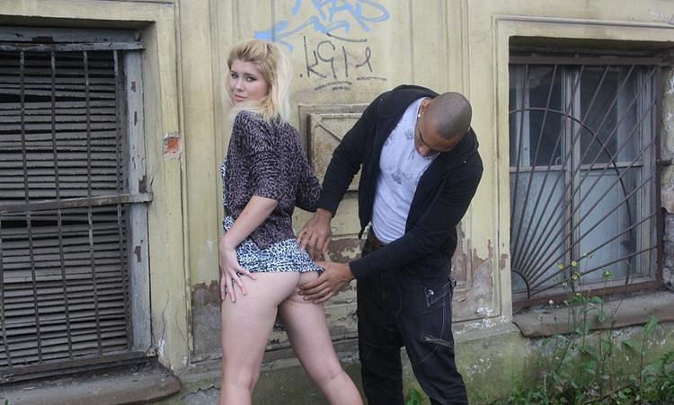 Kamali ~ Next door blonde in anal public fuck ~ PickupFuck/WTFPass ~ HD 728p