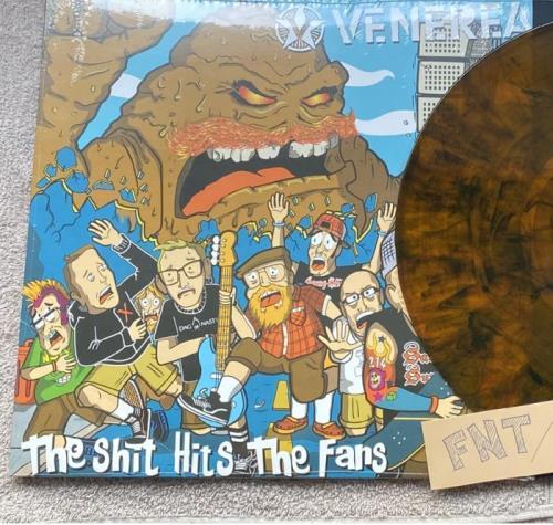 Venerea - The Shit Hits The Fans (2021)