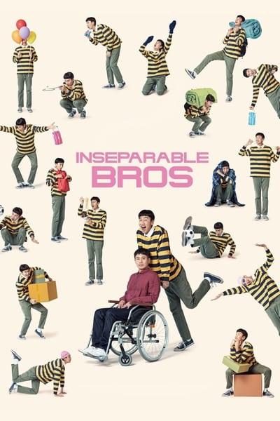 Inseparable Bros 2019 KOREAN ENSUBBED 1080p WEBRip x265-VXT