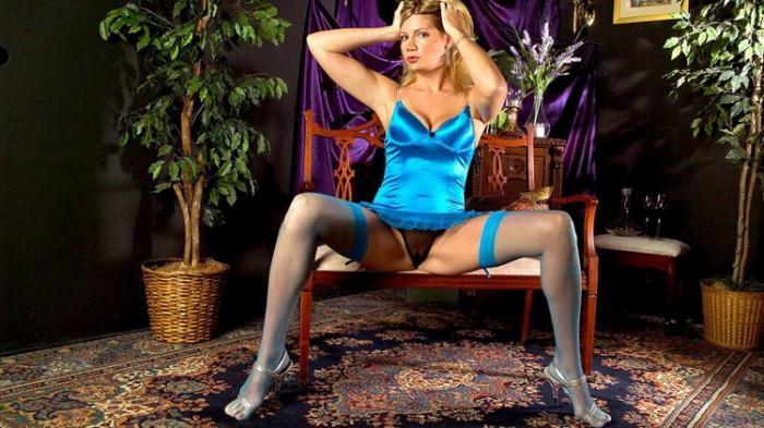 Savannah Sweet - Ravishing In Blue (FullHD 1080p) - ScoreHD/PornMegaLoad/Scoreland - [2021]