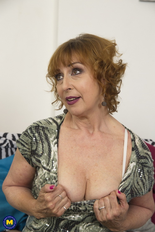 Mature.nl/Mature.eu: Danny (61) - horny housewife doing her toyboy [FullHD 1080p 1.56 GB]