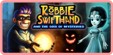 Robbie Swifthand and the Orb of Mysteries Build 3474935