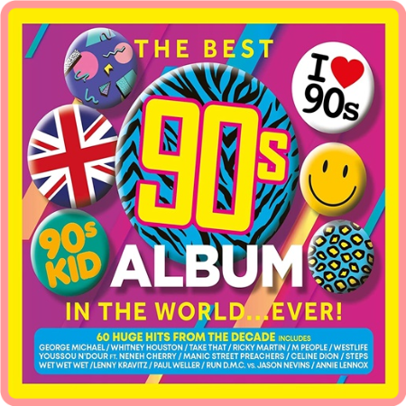 VA - The Best 90s Album In The World Ever! (3CD) (2021) FLAC