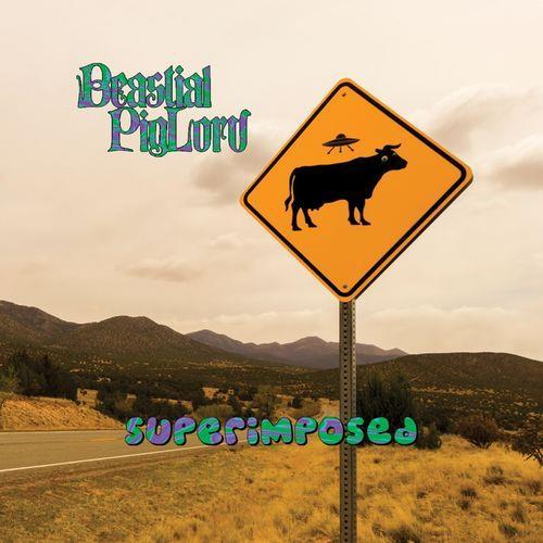 Beastial Piglord — Superimposed (2021)